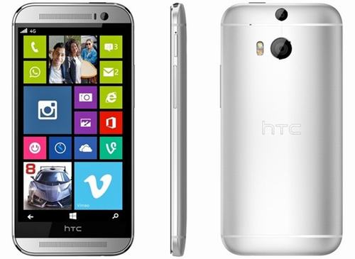 them bien the chay windows phone 8.1 cho htc one 2014? - 1