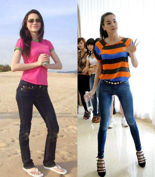 my nhan lo dang xau vi quan jeans - 3