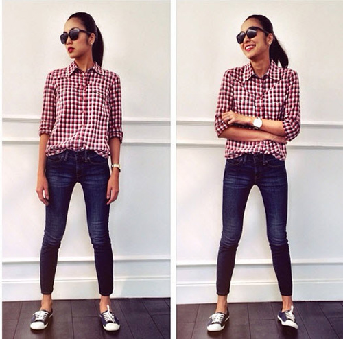 my nhan lo dang xau vi quan jeans - 5