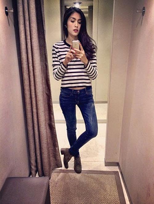 my nhan lo dang xau vi quan jeans - 6