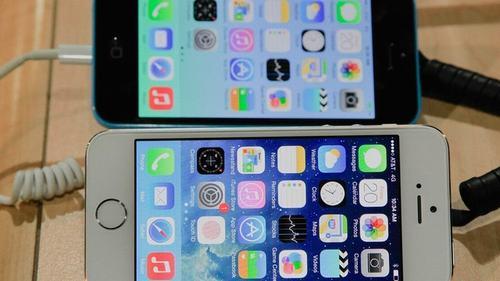 "ro ri ban thiet ke iphone 6 co kich thuoc ""de bep"" htc one 2014 - 1"