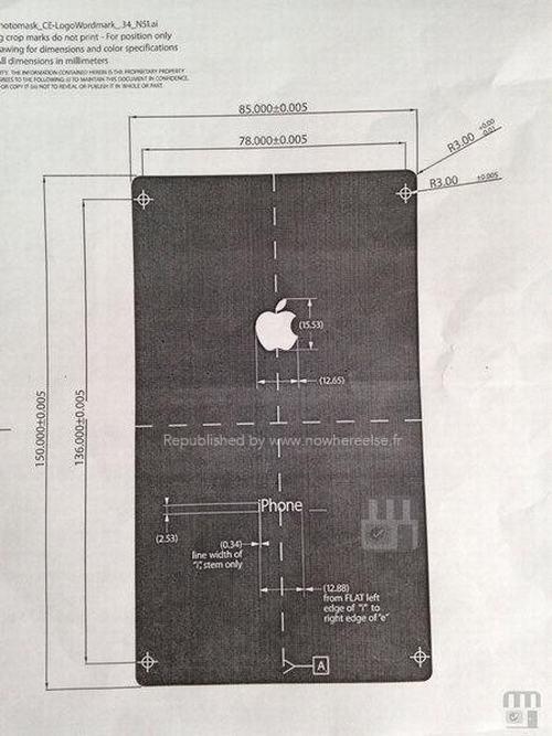 "ro ri ban thiet ke iphone 6 co kich thuoc ""de bep"" htc one 2014 - 2"