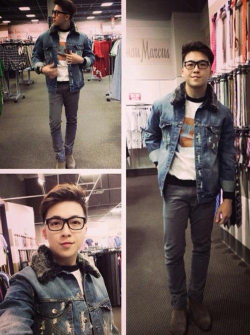 my nam showbiz chuong phong cach unisex - 9