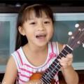 Clip Eva - Cô bé 7 tuổi ôm đàn hát cực kute