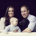 Làng sao - William-Kate khoe hình mới của Hoàng tử bé