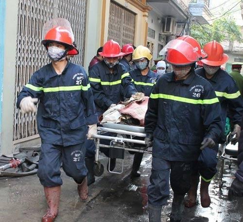 nhung vu chay no tang thuong nhat trong nam 2014 - 3