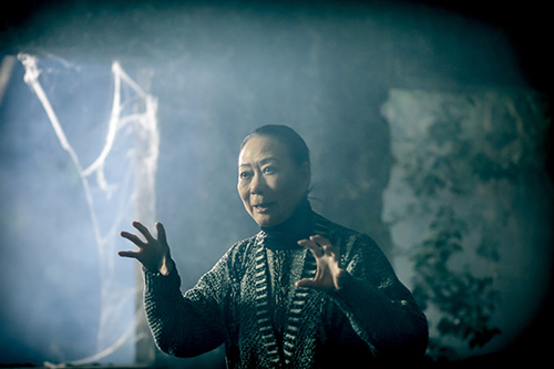 """gap lai """"ma ca tung"""" voi """"sifu vs. vampire"""" - 2"""