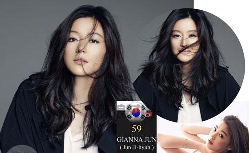 12 my nhan han lot top 100 nguoi dep nhat the gioi - 13