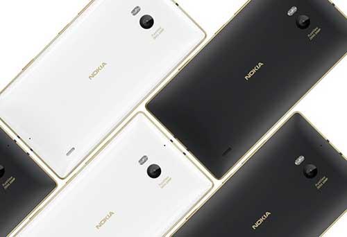 microsoft cong bo lumia 830 va 930 ban mau vang gold sang trong - 1