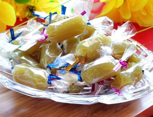 Kẹo sầu riêng dẻo thơm mời khách - 7
