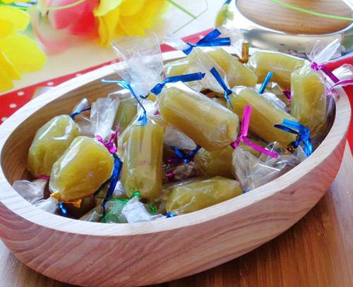 Kẹo sầu riêng dẻo thơm mời khách - 8