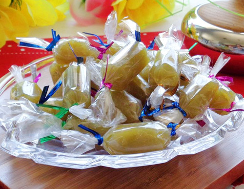 Kẹo sầu riêng dẻo thơm mời khách - 9