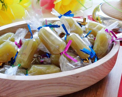 Kẹo sầu riêng dẻo thơm mời khách - 11