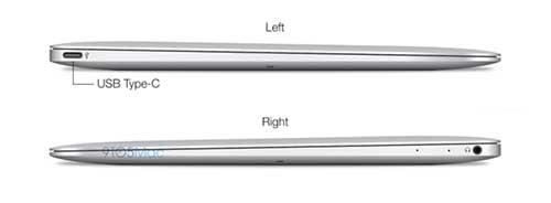 chi tiet ve macbook air 12 inch cua apple - 3