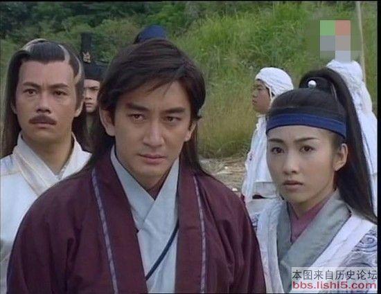 "nhung dien vien ""ngoi"" nham vai trong phim kim dung - 4"