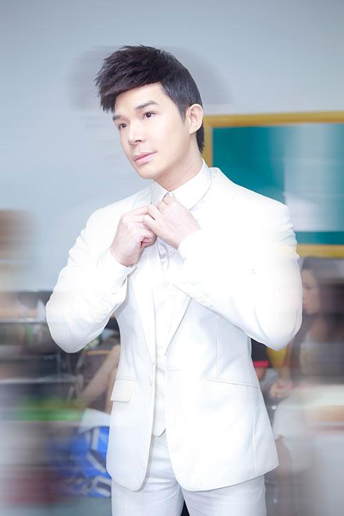 nathan lee banh bao, the men chap nhan huy show - 1