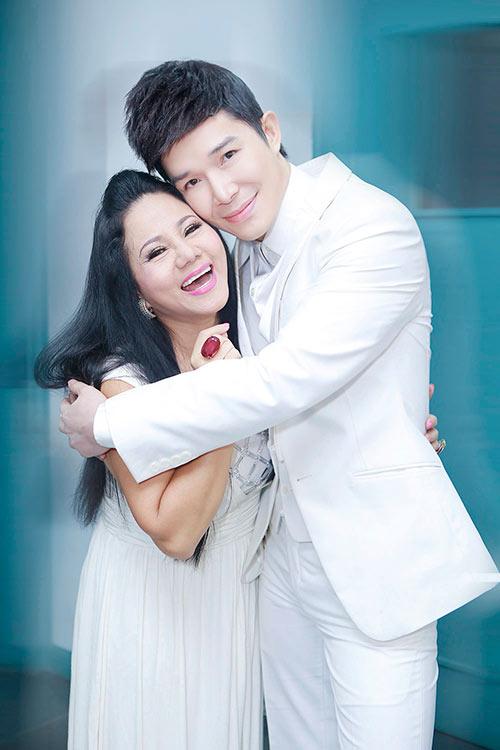 nathan lee banh bao, the men chap nhan huy show - 4