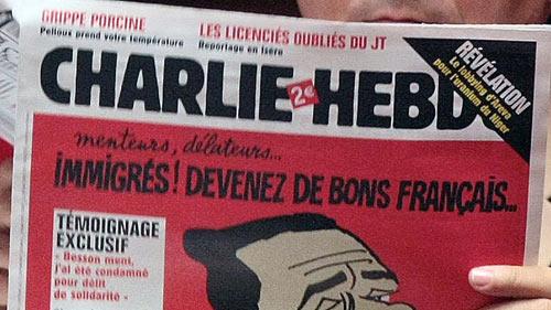 charlie hebdo tiep tuc dang anh biem hoa nha tien tri mohammed - 1