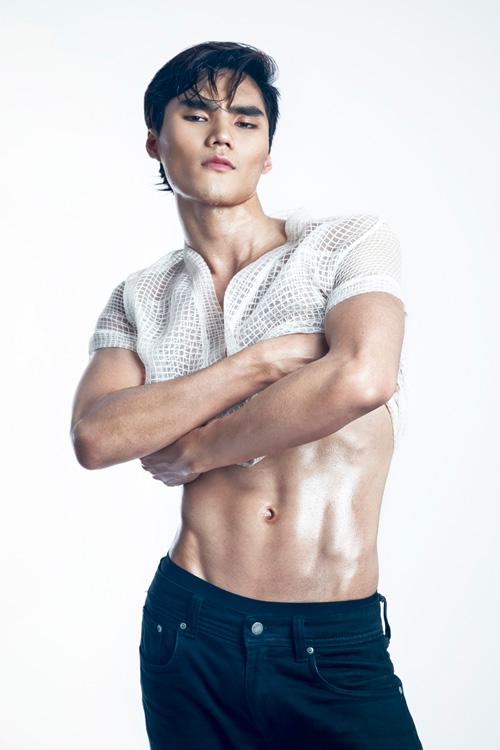can sac, do tai top 5 vietnam's next top model - 6