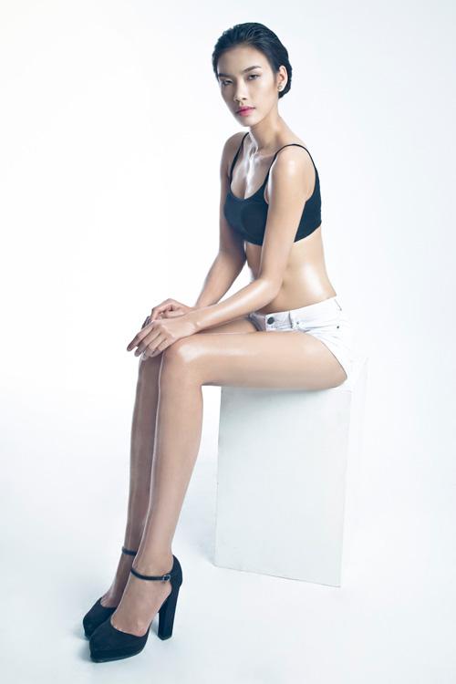 can sac, do tai top 5 vietnam's next top model - 9