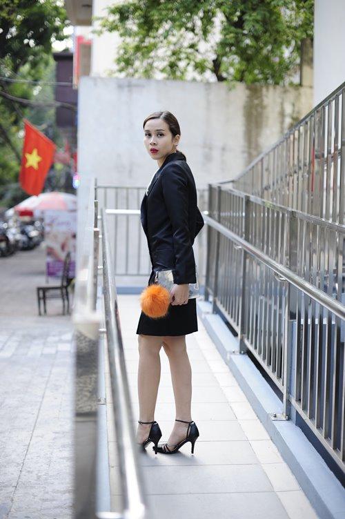 Lưu Hương Giang gây bất ngờ vì trẻ như nữ sinh 9X-10