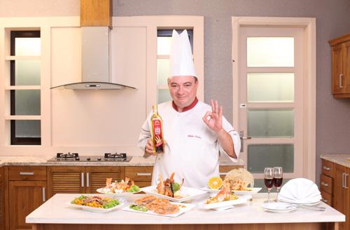 Bí quyết nấu ăn từ bếp trưởng nhà hàng năm sao-3