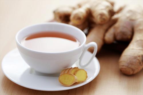 Trời lạnh đừng quên uống trà gừng!-1
