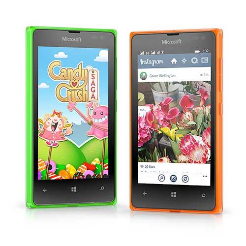 Microsoft trình làng bộ đôi Lumia giá dưới 2 triệu đồng-2