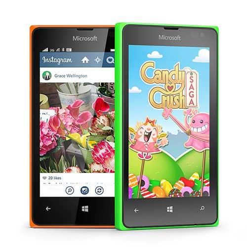 Microsoft trình làng bộ đôi Lumia giá dưới 2 triệu đồng-1