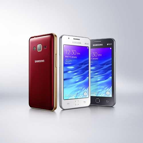 Samsung chính thức trình làng smartphone đầu tiên chạy Tizen-3