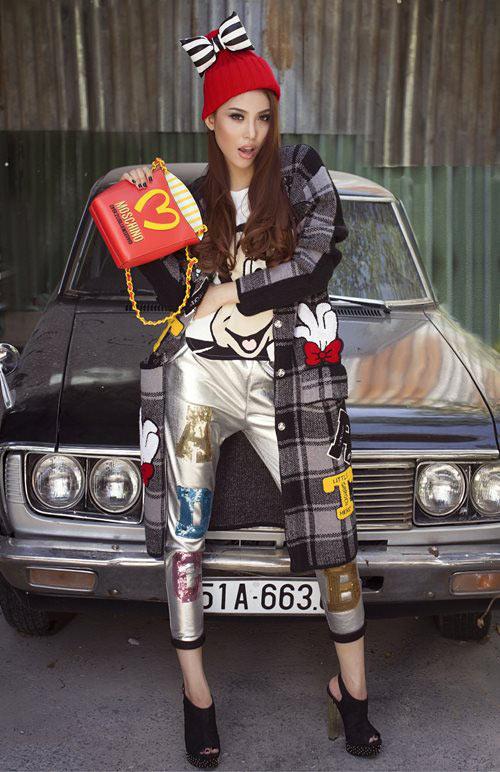 Thời trang nổi loạn của cô gái Sài Gòn khi trời 18°C-7