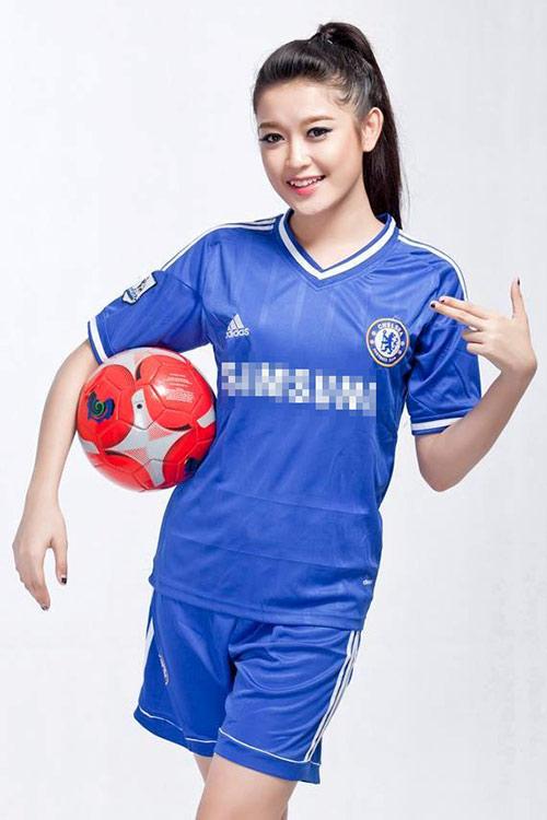 Fanpage thế giới của Chelsea bất ngờ đăng ảnh Á hậu Huyền My-3