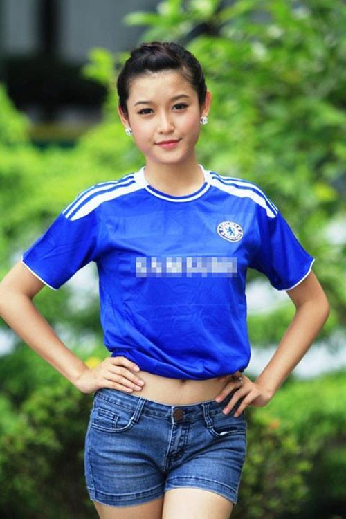Fanpage thế giới của Chelsea bất ngờ đăng ảnh Á hậu Huyền My-2
