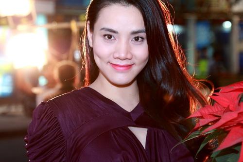 Trang Nhung khoe bụng bầu 7 tháng bên Mai Thu Huyền-5