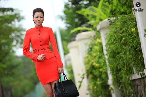 thanh lich cung vest cong so mua lanh - 13