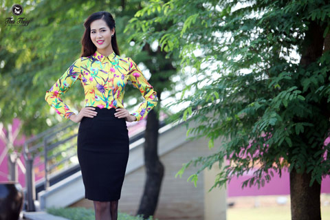 thanh lich cung vest cong so mua lanh - 2