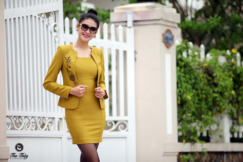 thanh lich cung vest cong so mua lanh - 4