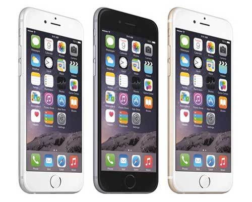 """iphone 6s co the dung ram 2 gb va cong nghe """"force touch"""" - 1"""