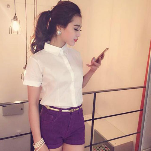 Cô gái Việt giảm 13kg trong 2 tháng để thành người mẫu-4