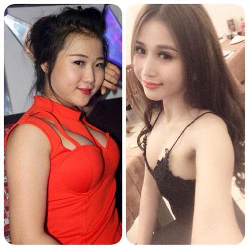 Cô gái Việt giảm 13kg trong 2 tháng để thành người mẫu-1