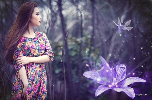 Cô gái Việt giảm 13kg trong 2 tháng để thành người mẫu-7