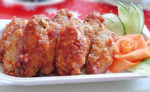 Cánh gà chiên sốt cà ngon cơm ngày lạnh-10