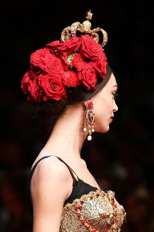 Sao Việt đua nhau học đòi xu hướng Dolce&Gabbana-9