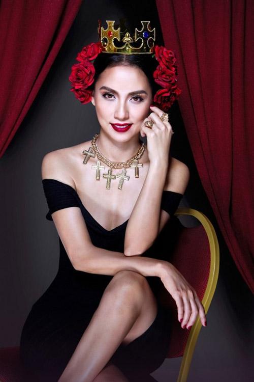 Sao Việt đua nhau học đòi xu hướng Dolce&Gabbana-10