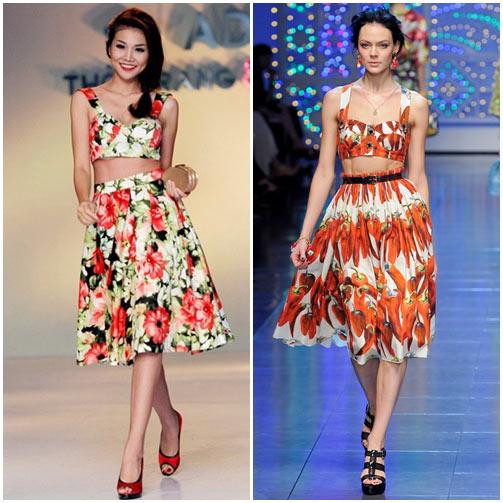 Sao Việt đua nhau học đòi xu hướng Dolce&Gabbana-15