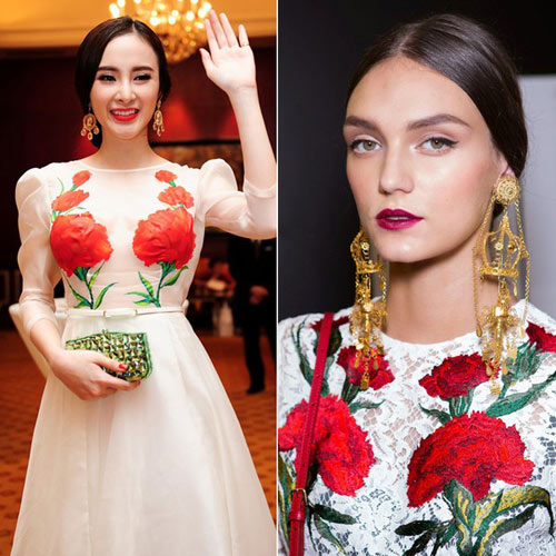 Sao Việt đua nhau học đòi xu hướng Dolce&Gabbana-7
