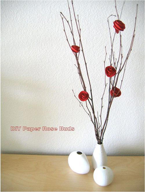 Rảnh tay 5 phút làm hoa giấy hút mắt cho bàn làm việc-7