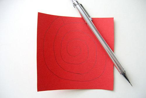 Rảnh tay 5 phút làm hoa giấy hút mắt cho bàn làm việc-1