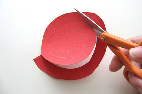 Rảnh tay 5 phút làm hoa giấy hút mắt cho bàn làm việc-2