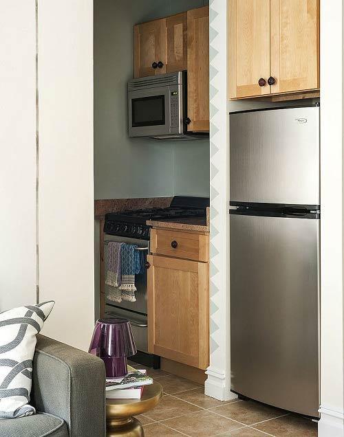 Cẩm nang cho nàng tha hồ trổ tài trong phòng bếp nhỏ-2